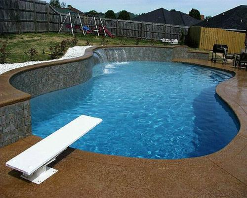 Luther Stem Pools Spas Fort Smith Ar